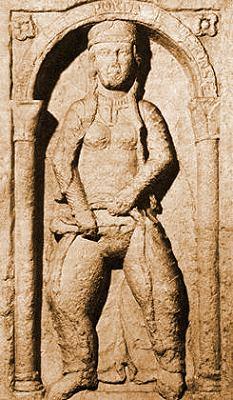 Roman statue of Baubo